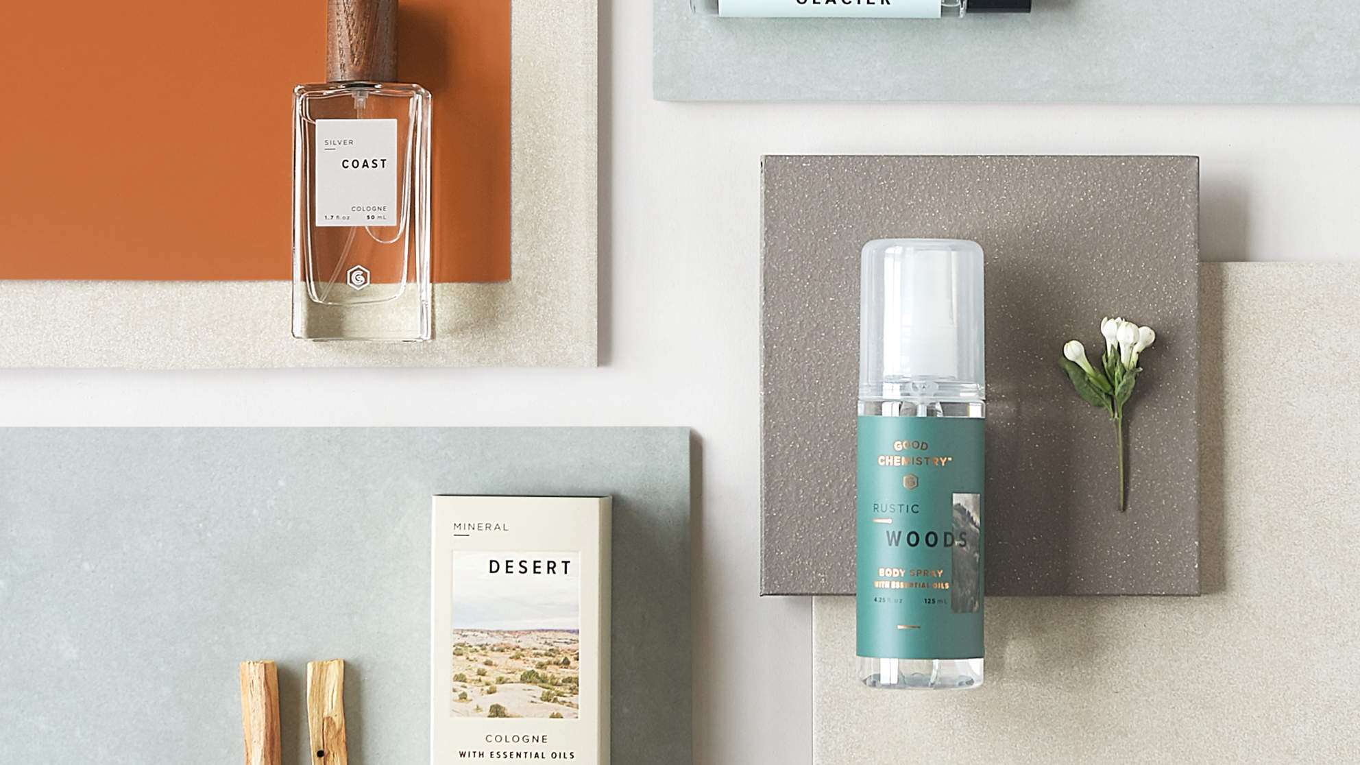 Target Good Chemistry Fragrances Cool & Collected