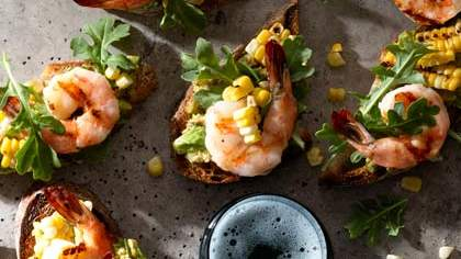 crostini-shrimp