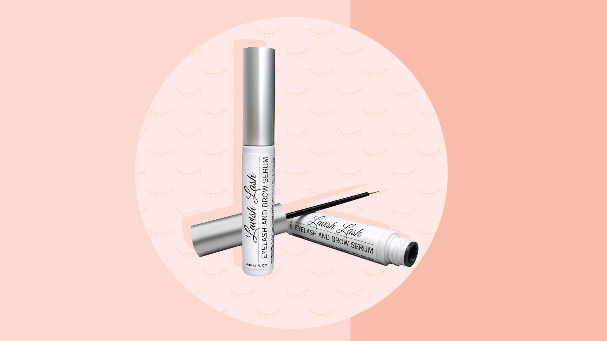 This Mega-Popular Eyelash Serum Transformed My Lashes—and It's 70% Off Right Now