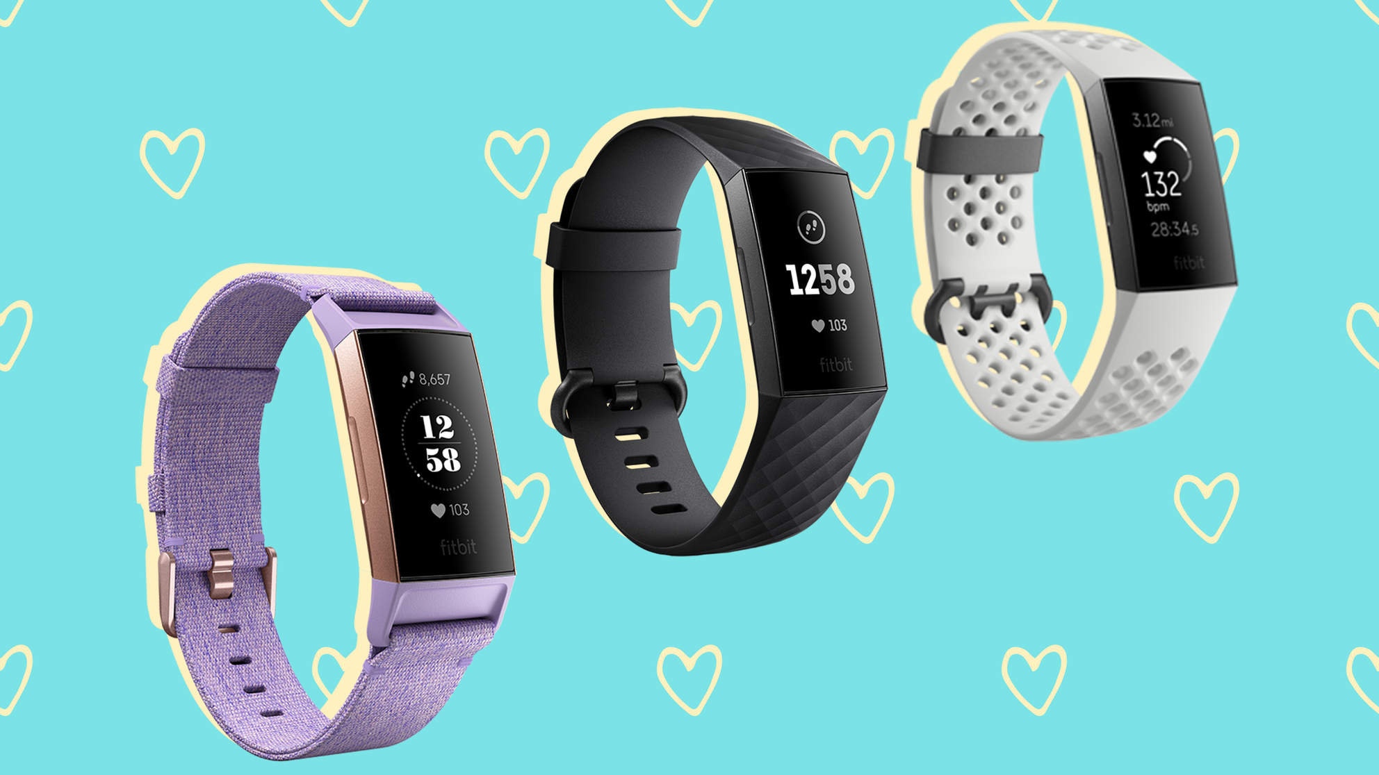 Fitbit Is Having a HUGE Valentine's Day Sale on Some of Their Most Popular Trackers