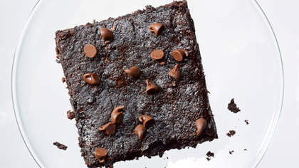 flourless-brownie