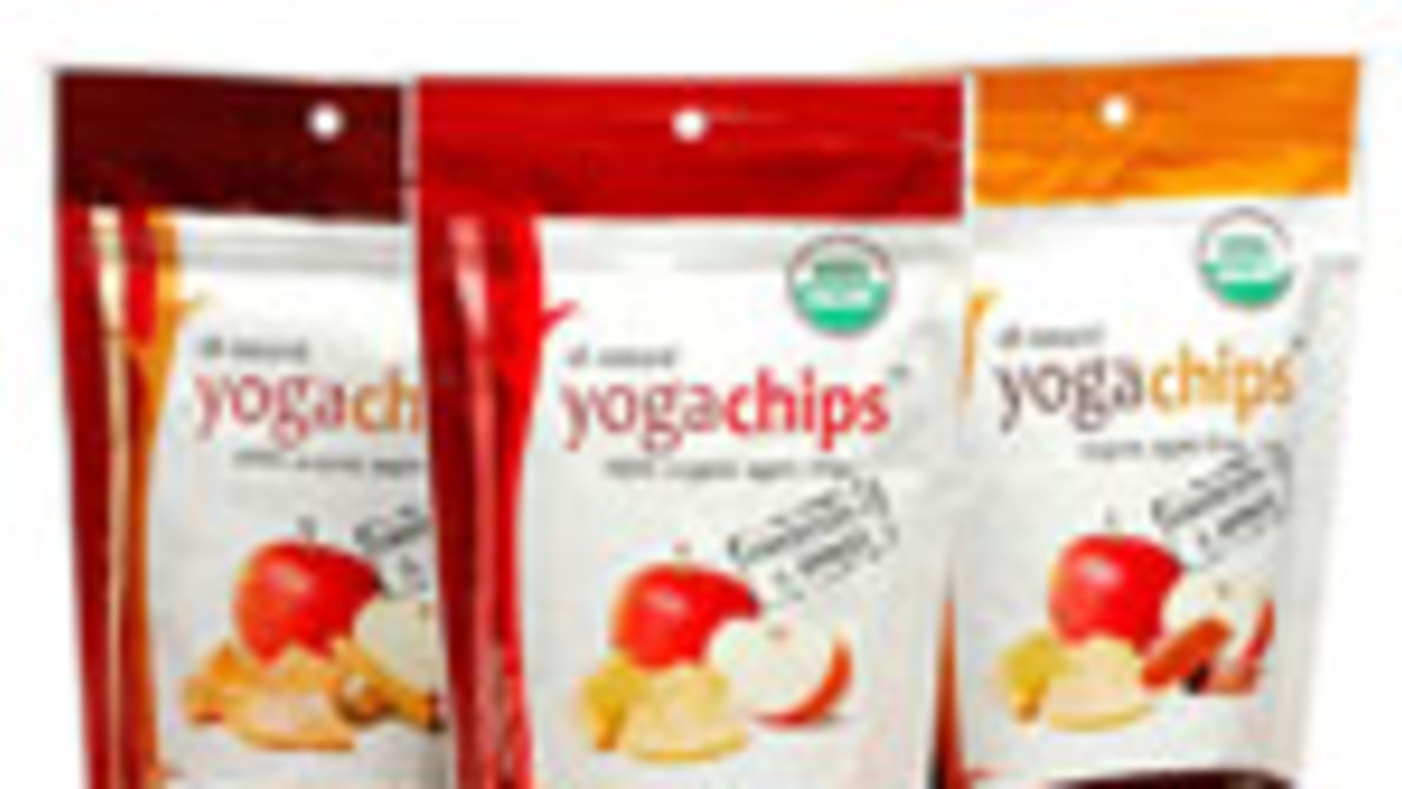 Foodie Friday: Yogavive Yoga Chips