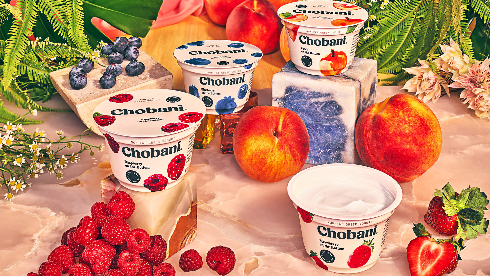 The Super Easy Way You Can Get a Free Chobani Yogurt This Month