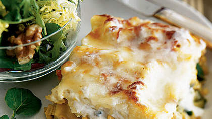 vegetable-lasagna