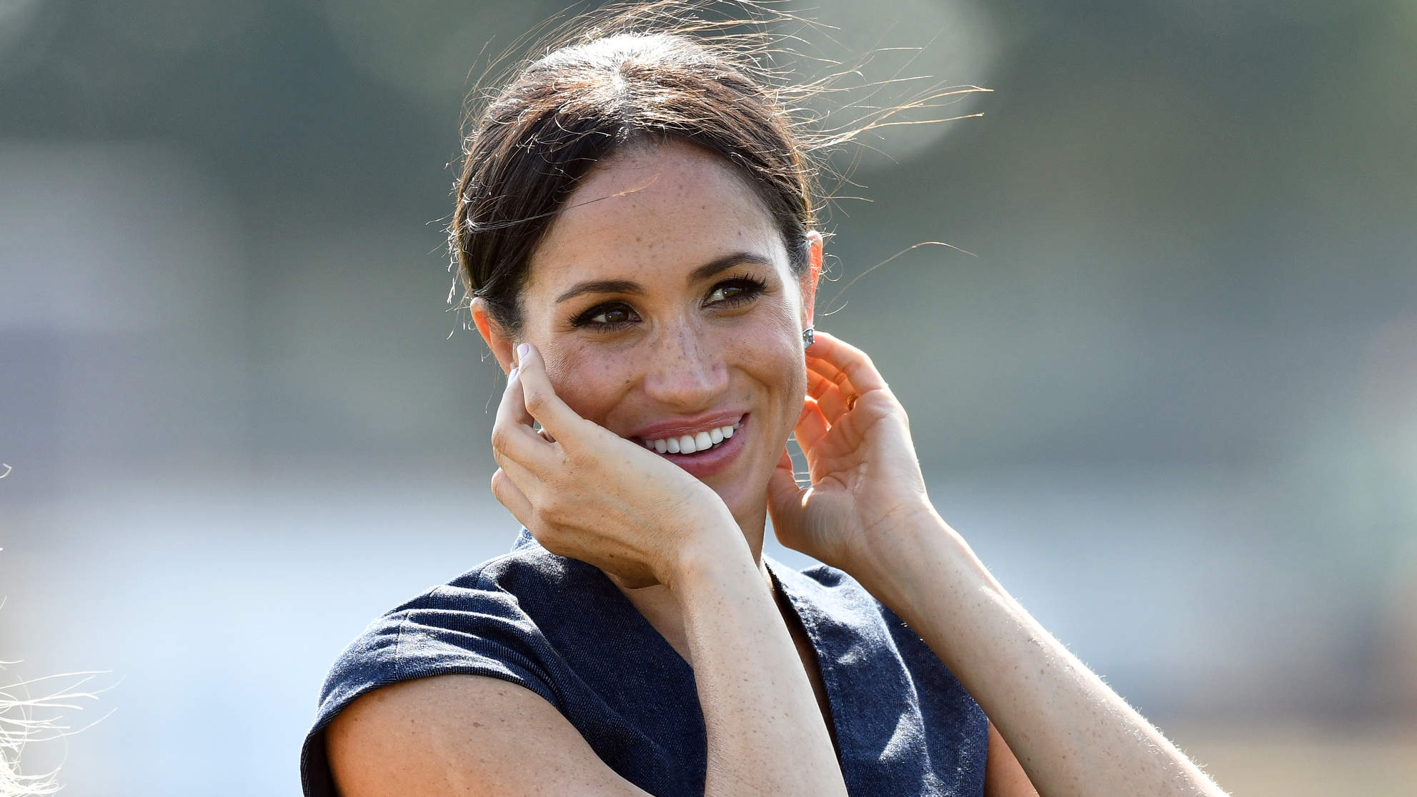Meghan Markle Says Pregnancy Feels 'Like Jet Lag' and Reveals She Got Up at 4:30 a.m. to Do Yoga