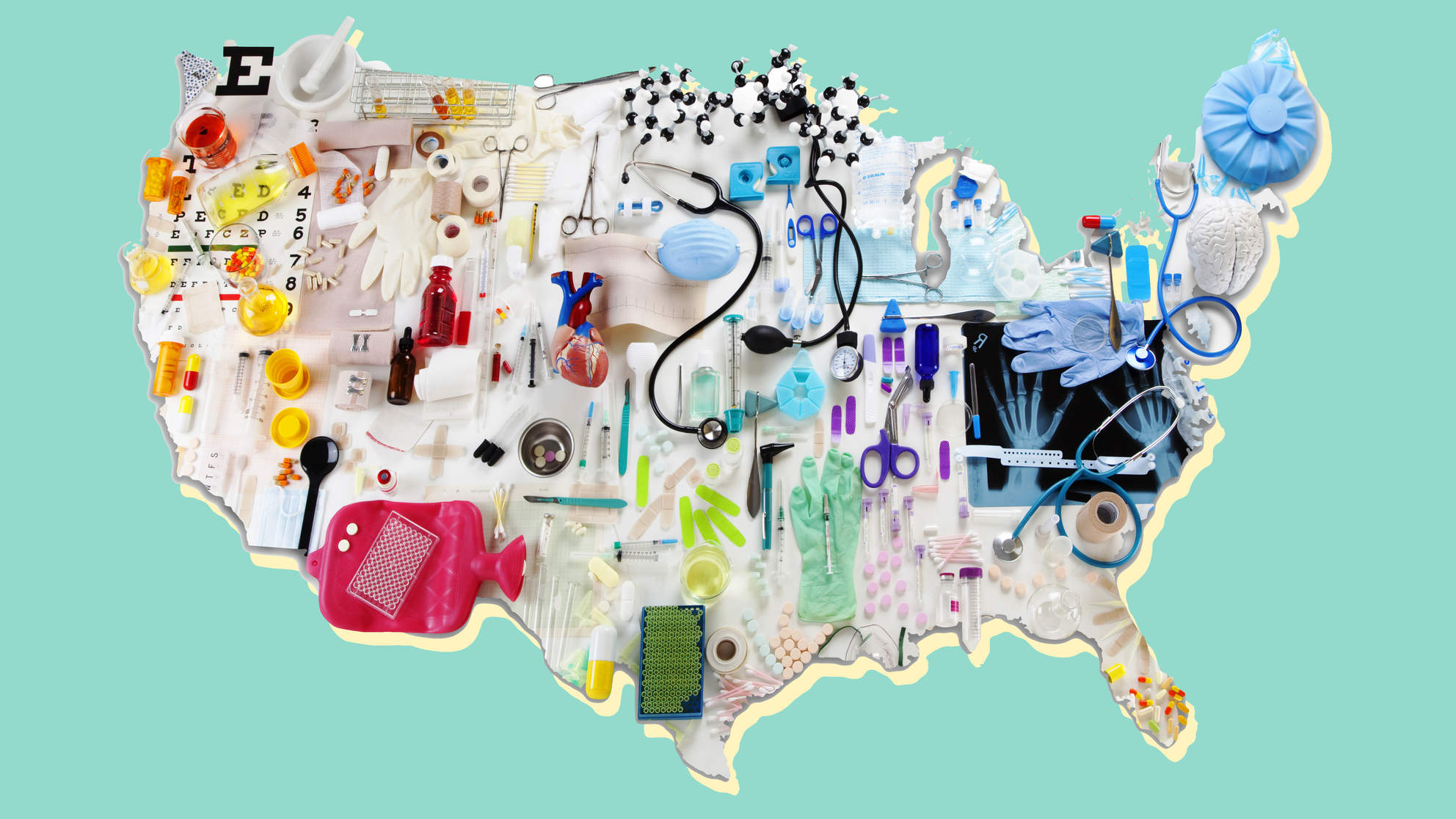 These Are the Most Googled Diseases in Every State