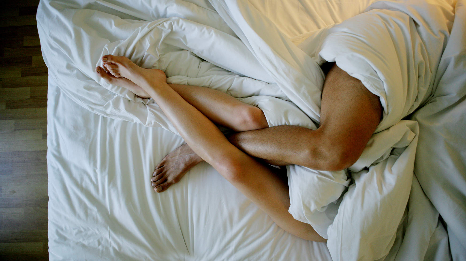 Why Women Find Sex More 'Disgusting' Than Men