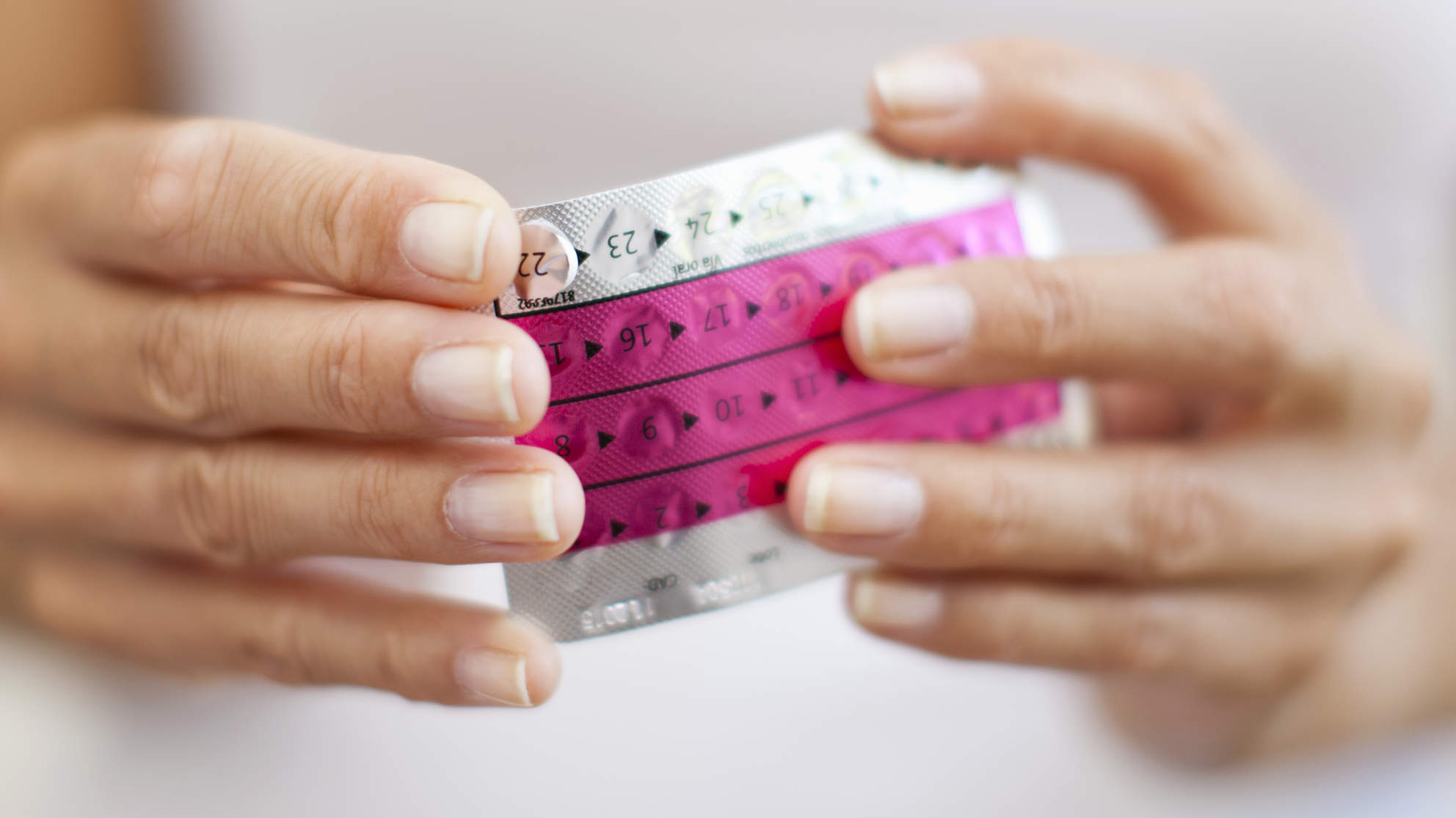 It's Not in Your Head: Your Birth Control Pills Might Be Making You Feel Crappy