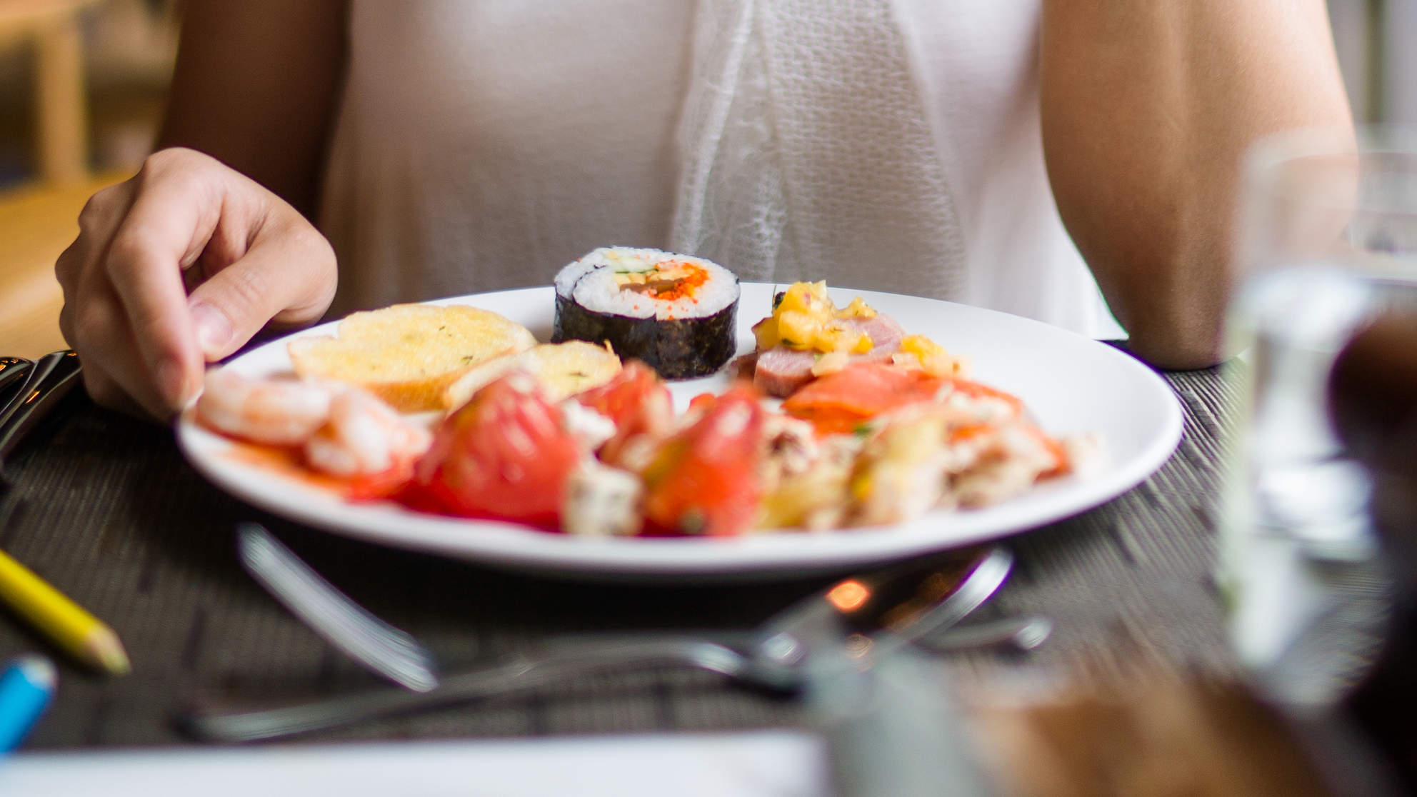 How to Lose Weight Without Actually Eating Less
