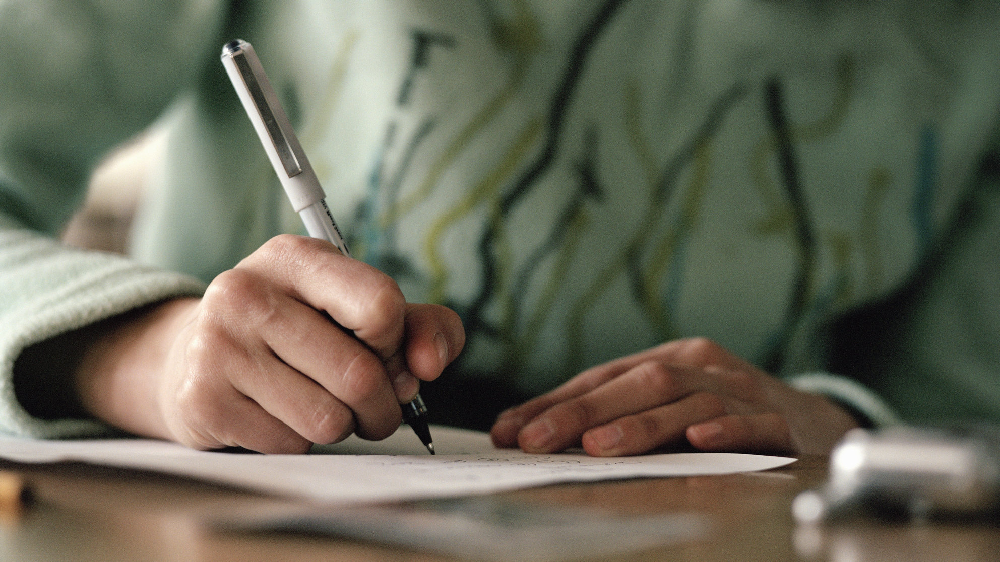 right-hand-writing
