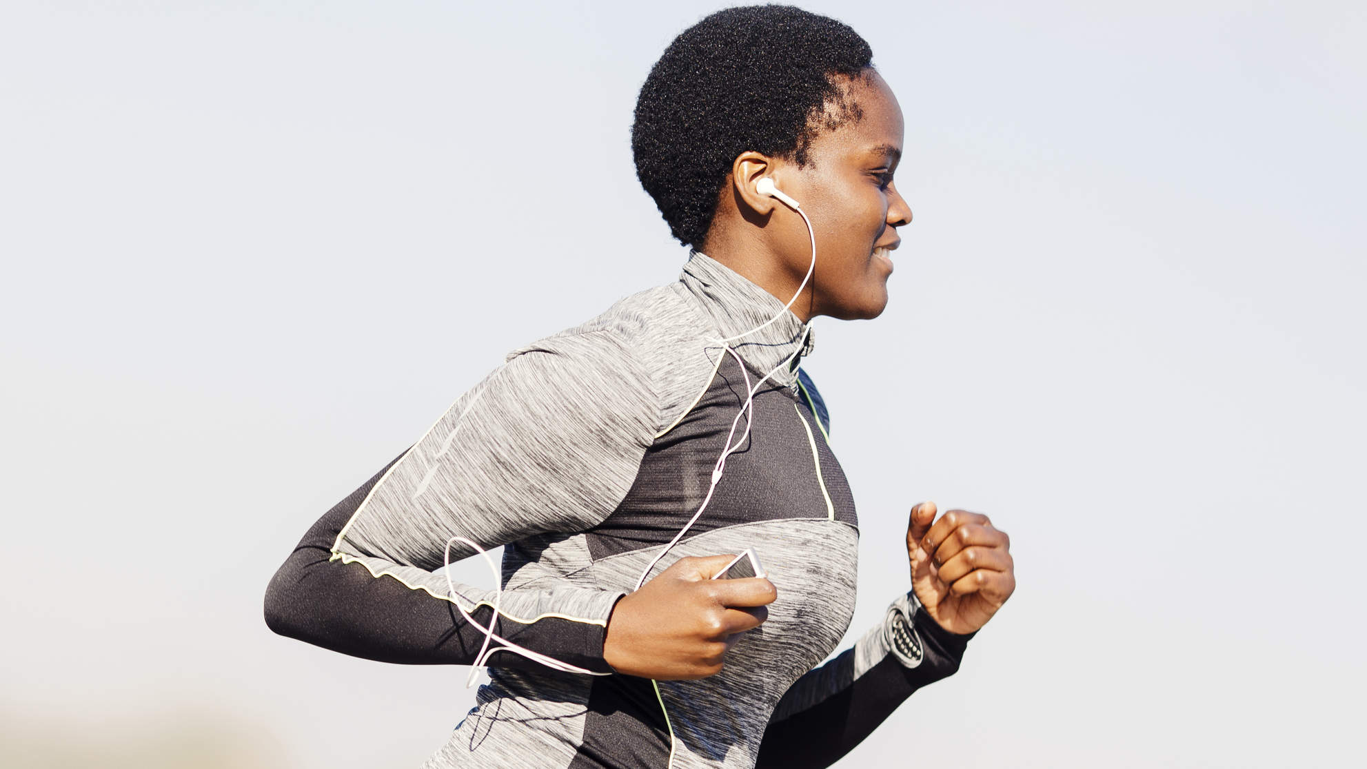 Music Makes Hard Workouts Feel Easier, Study Confirms