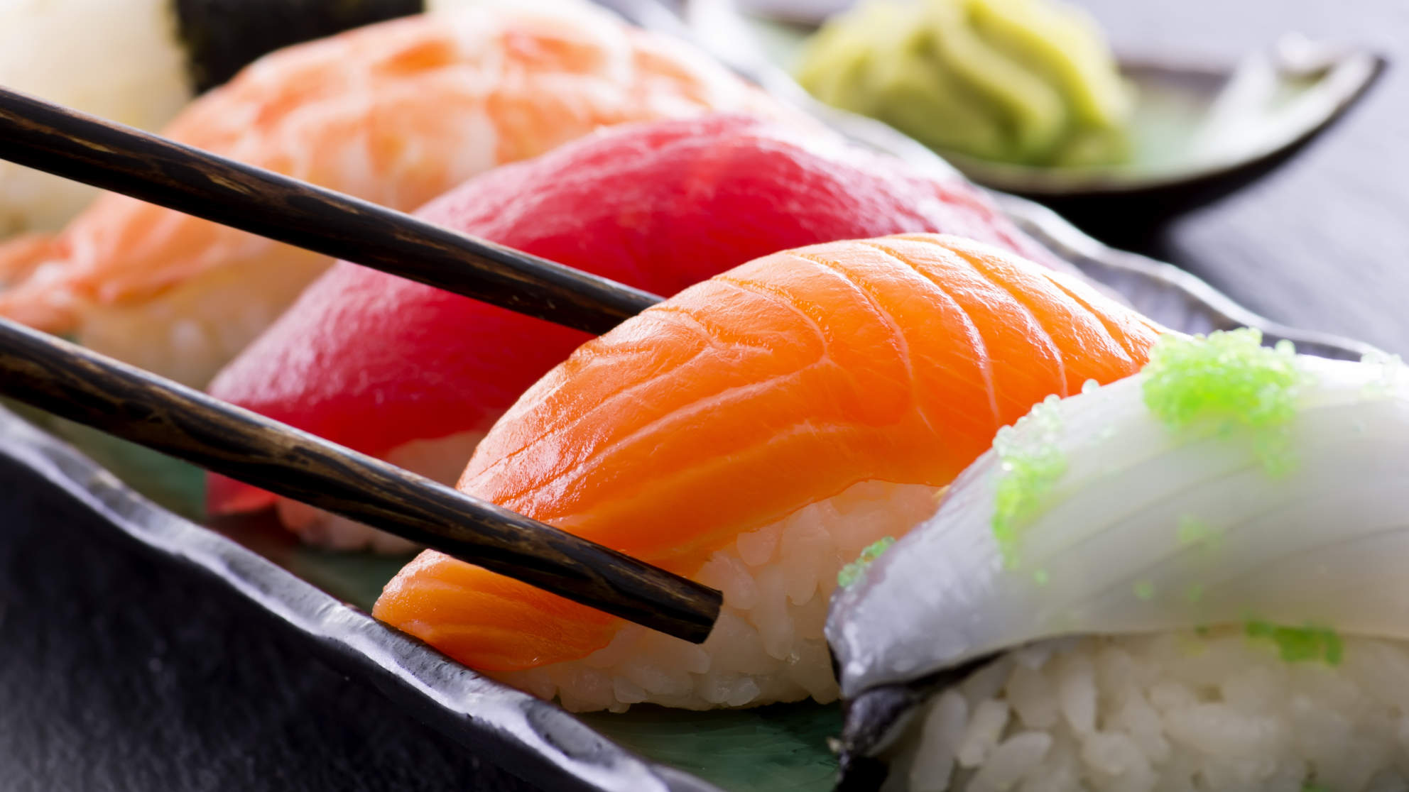These intestinal parasites might be hiding in your sushi for Is sushi raw fish