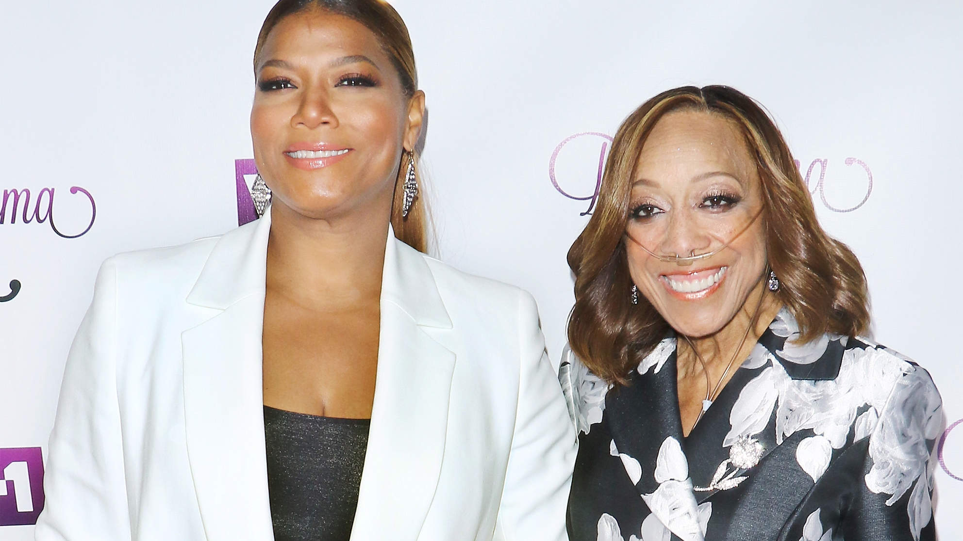 Queen Latifah and Mother Rita Owens heart failure life expectancy