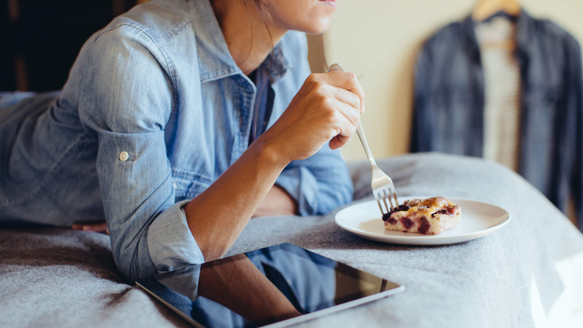 What to Do When Anxiety Is Driving You to Overeat