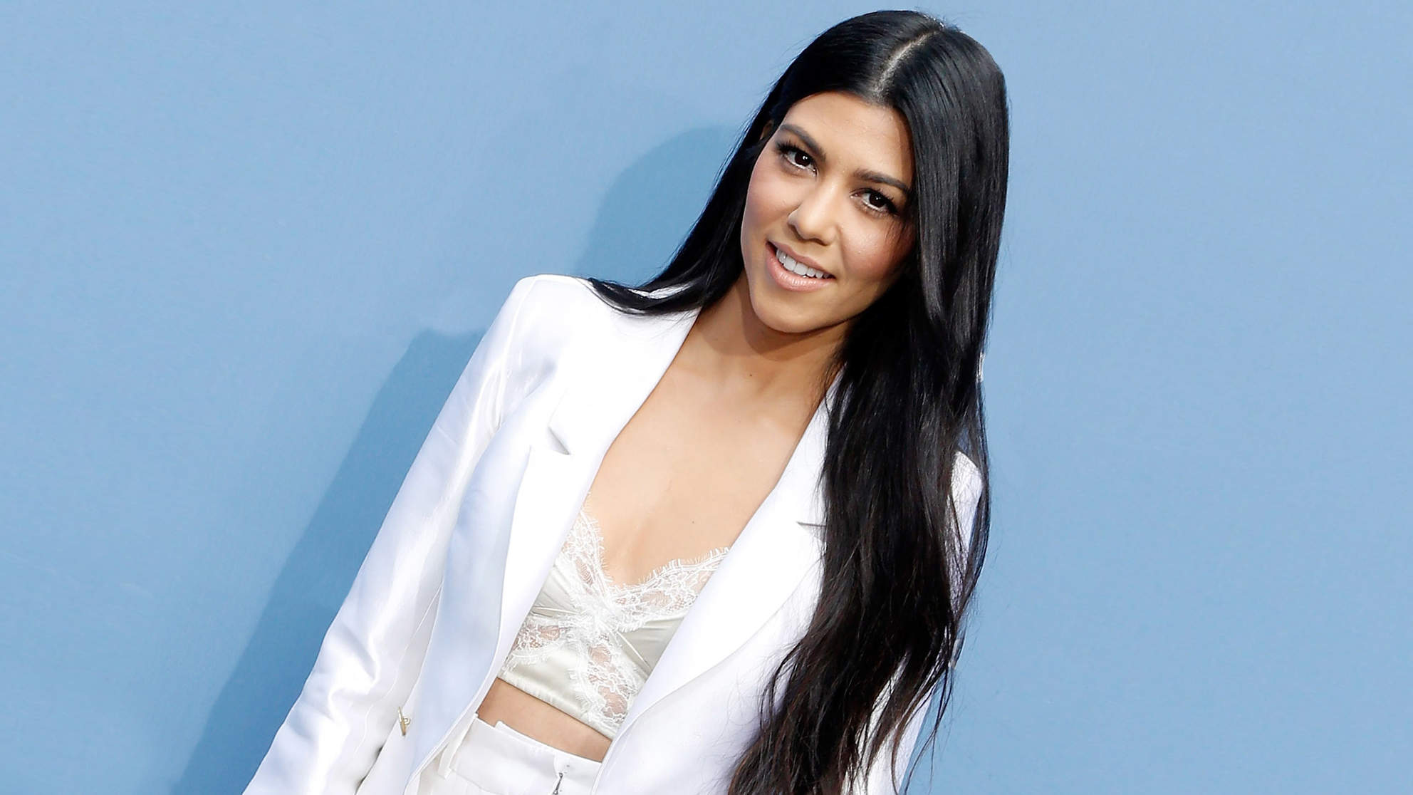 Kourtney Kardashian Says Co-Sleeping Has 'Really Worked' at Her House: 'We All Got More Sleep'