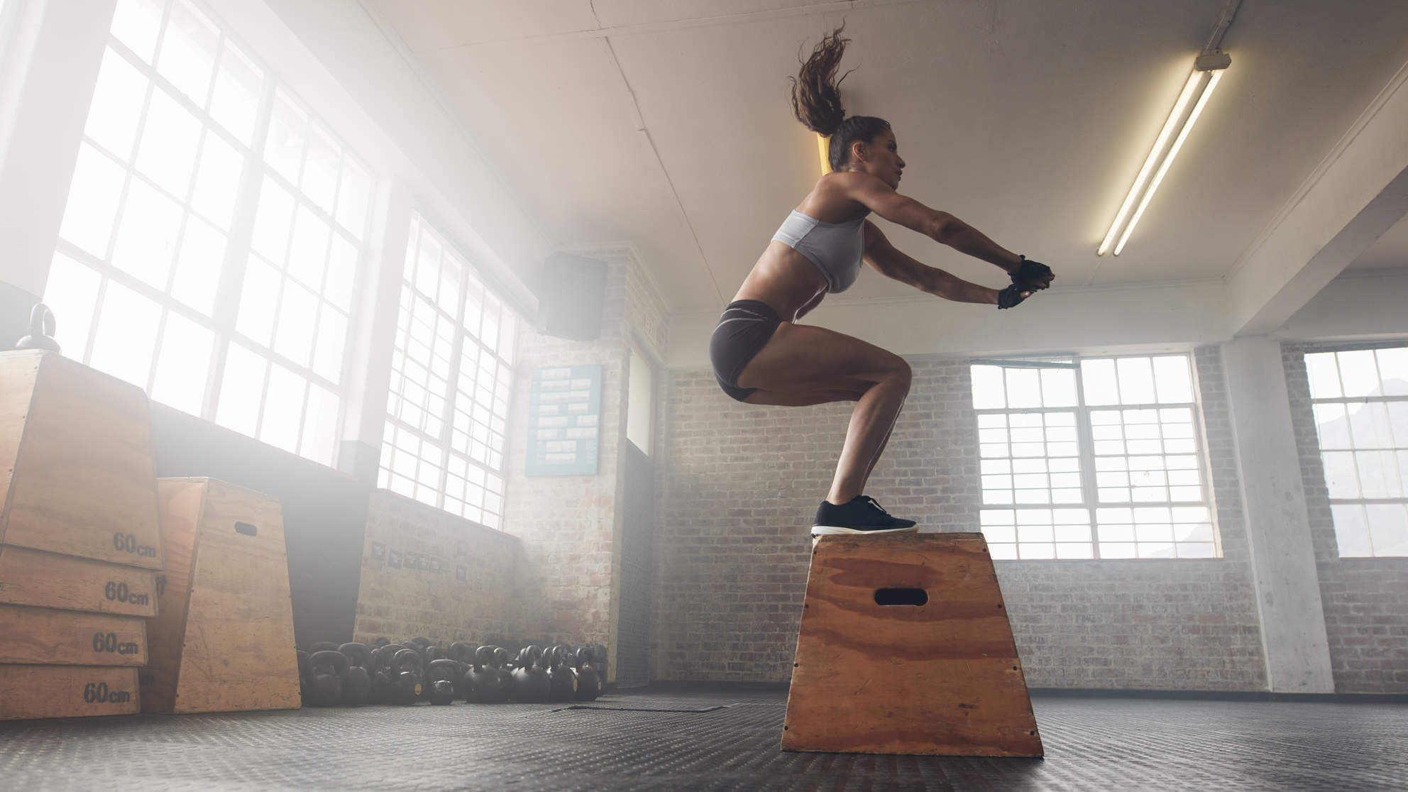 5 CrossFit Exercises for Beginners That Are Easier Than You Think