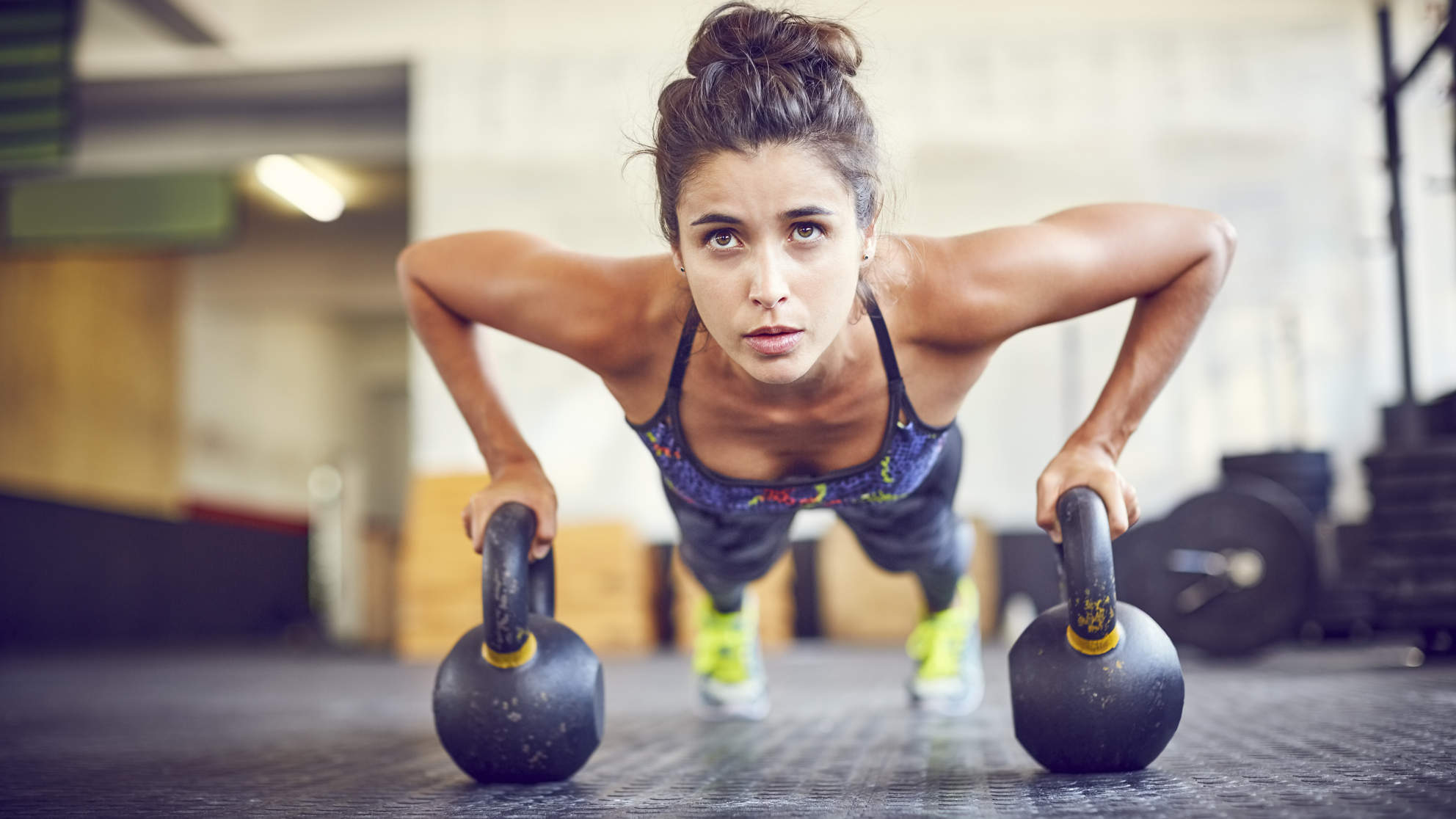 11 Secrets of Women Who Actually Work Out at Lunch