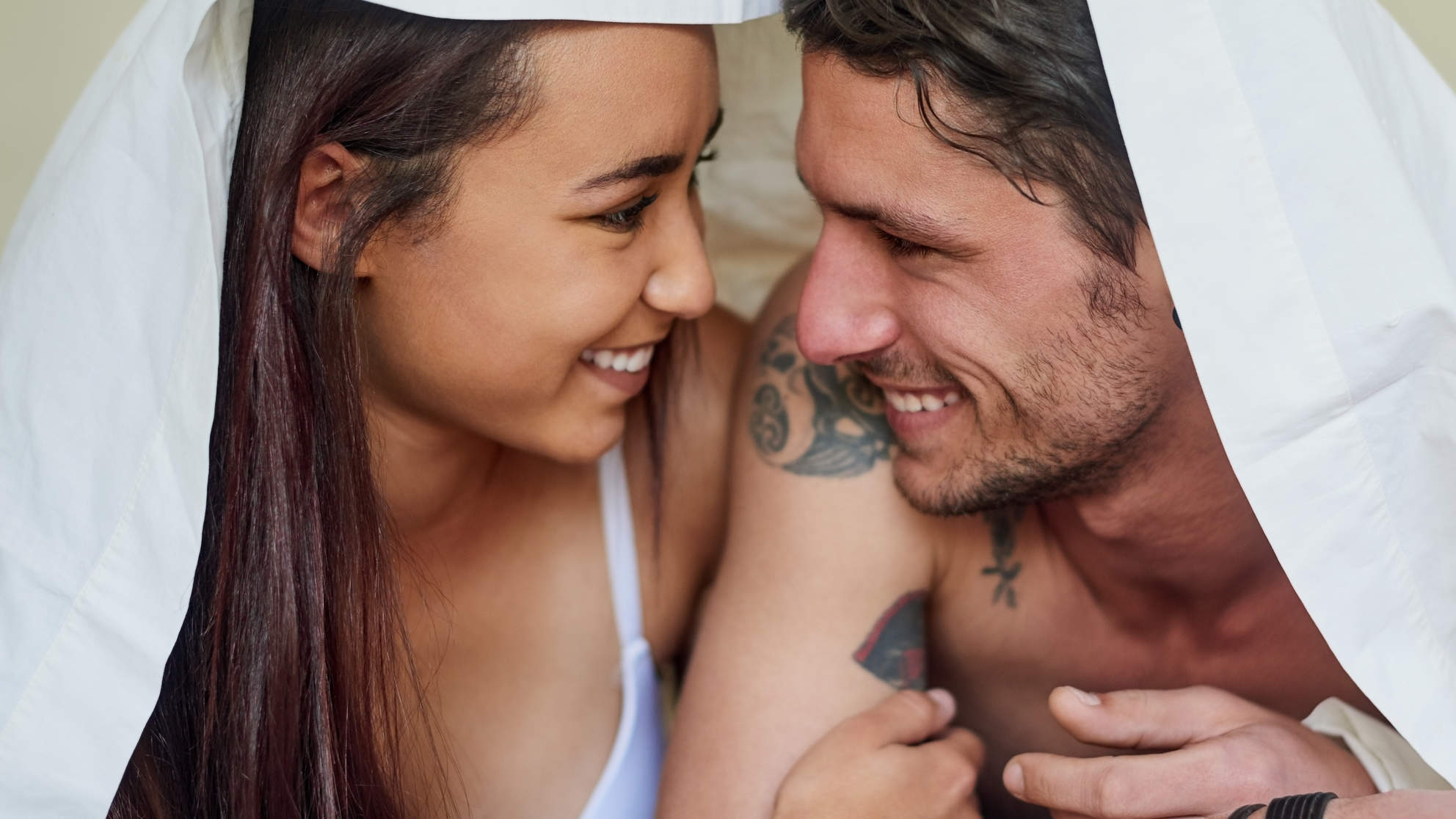 This Couple Is Embarking on a 30-Day Sex Challenge. Here's What That Means