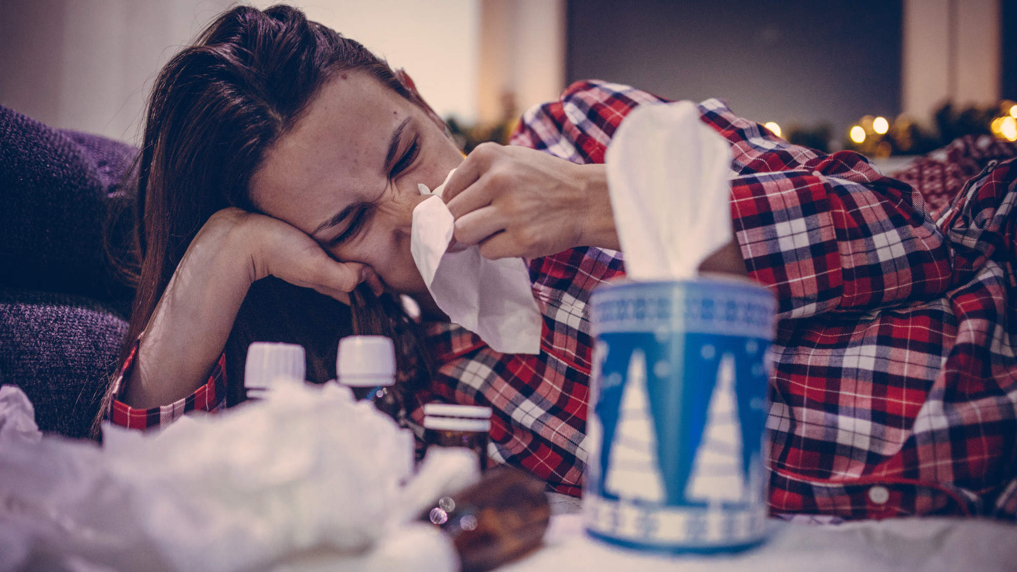 4 Types of the Flu You Should Know About