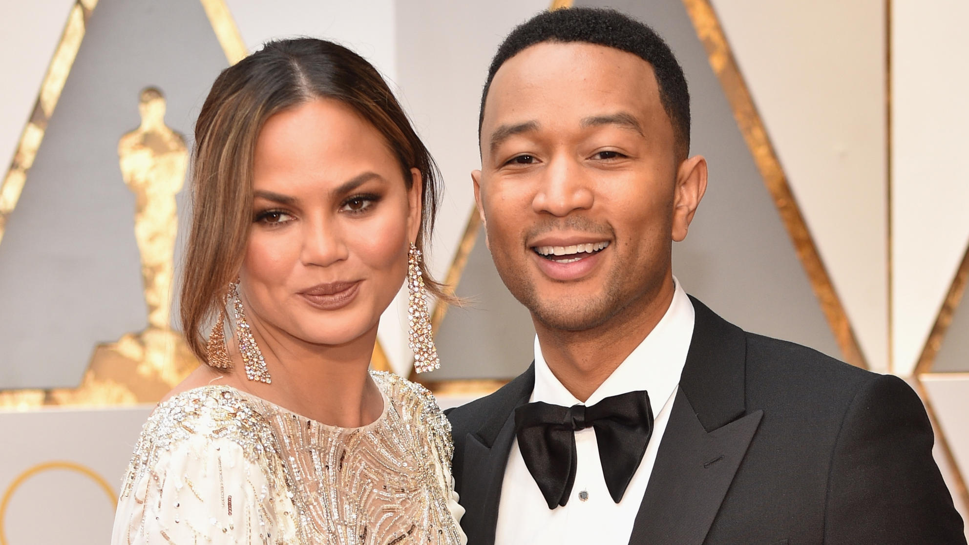 John Legend on SupportingWife Chrissy Teigen During Her Postpartum Depression: 'That's the Least I Could Do'