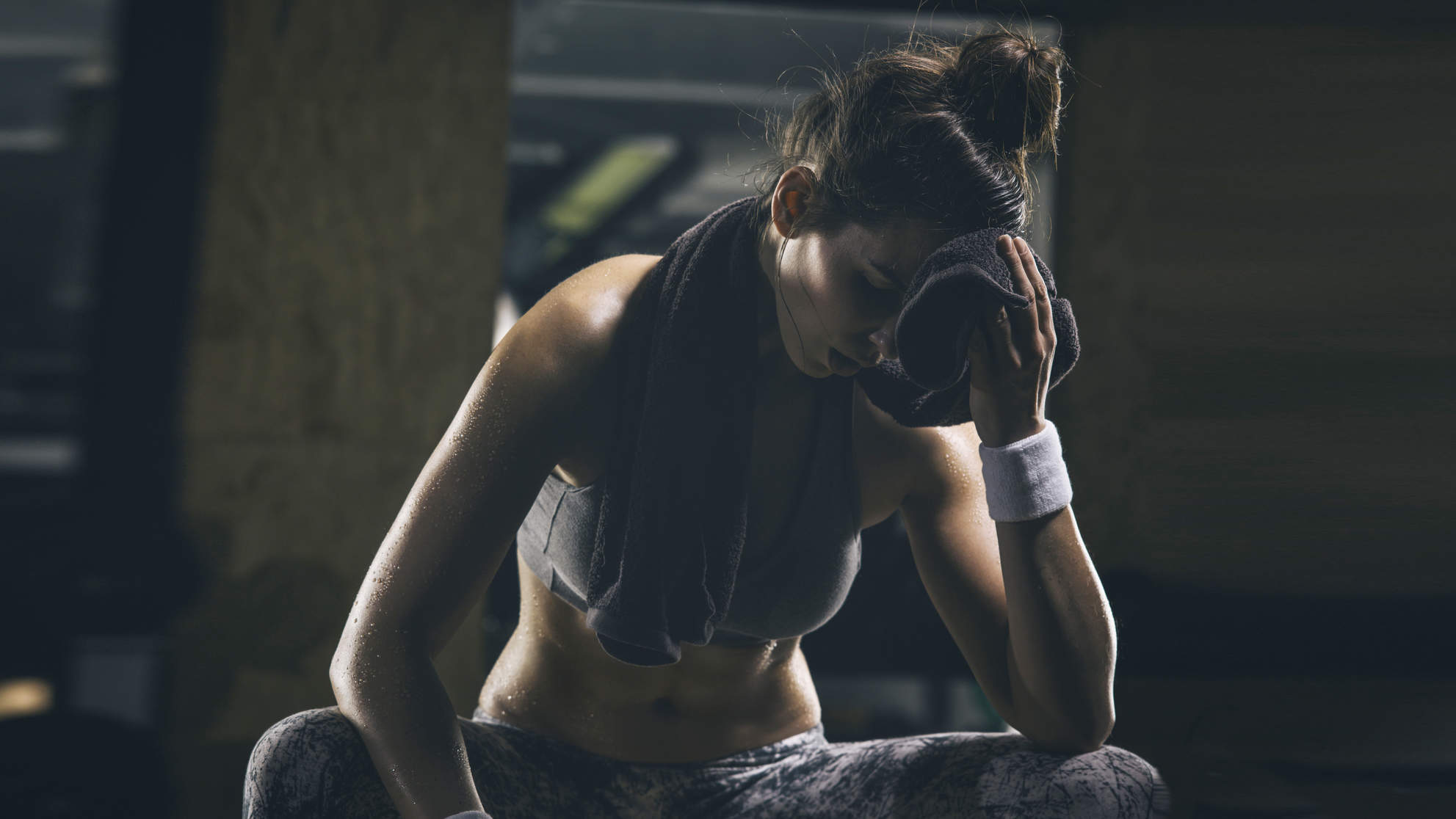 I Suffer Panic Attacks at the Gym—Here's What Helps Me Get Past the Anxiety