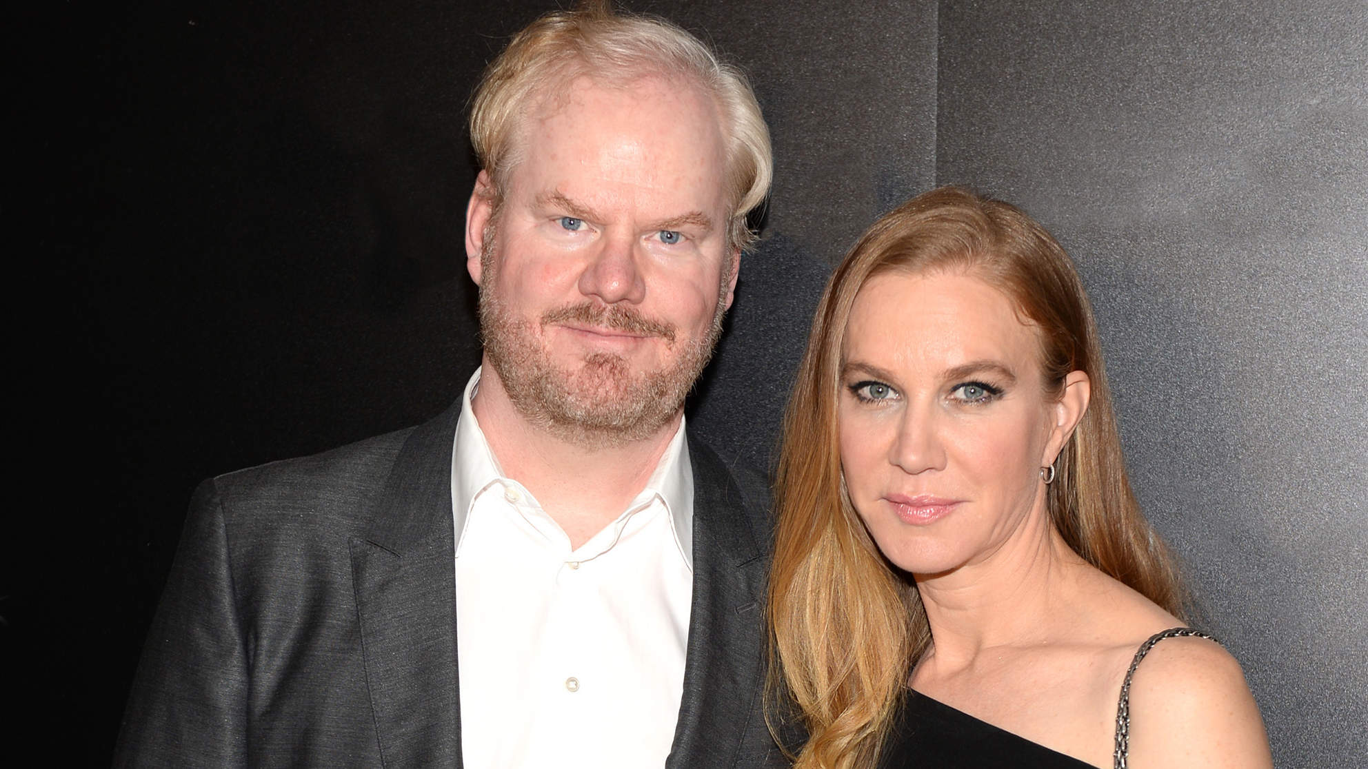 Jim Gaffigan Helps Wife Jeannie With Feeding Tube After Brain Tumor Surgery: It's 'Our Own Cooking Show'