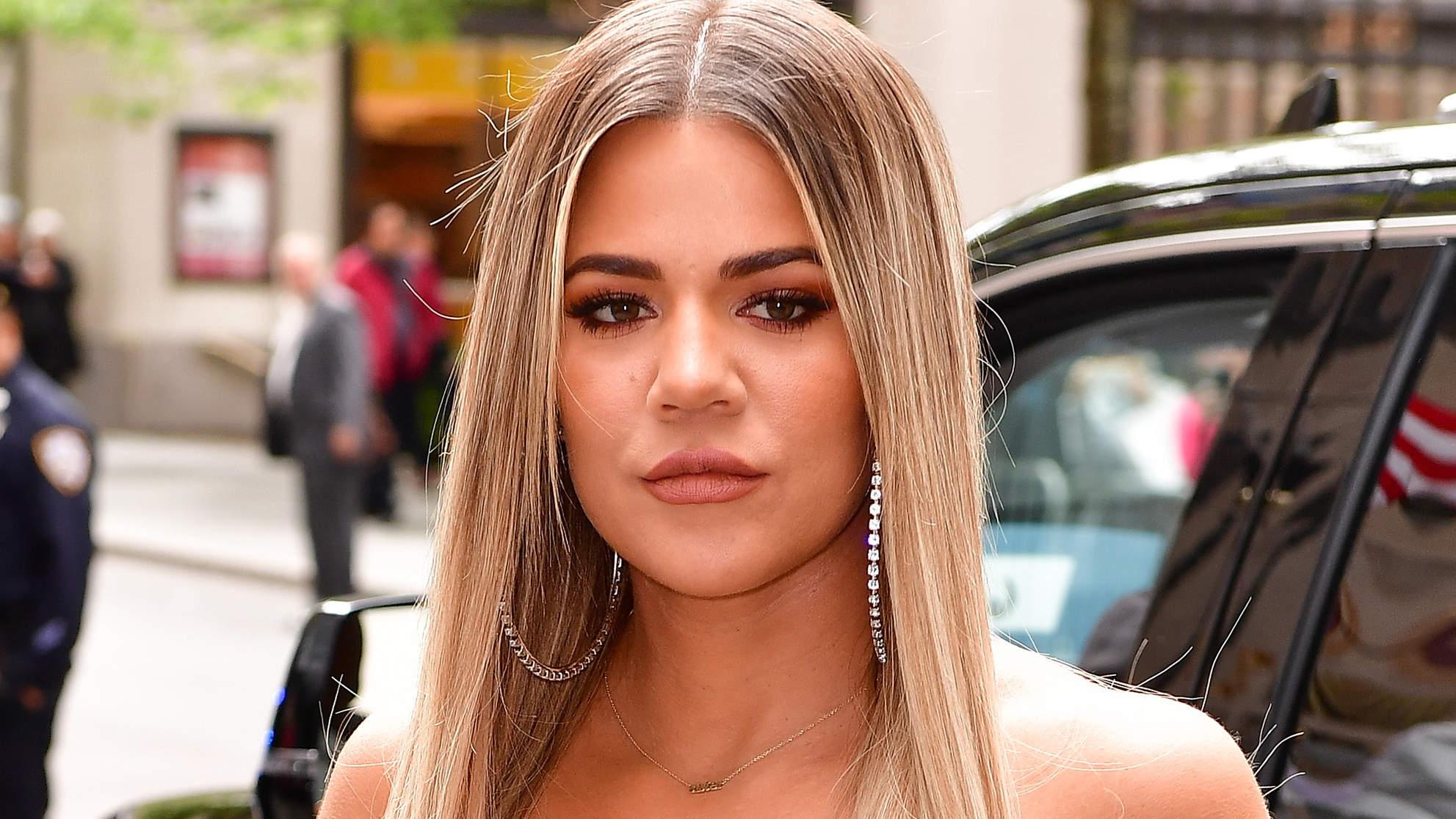 Why Khloé Kardashian Wore an Oxygen Mask While in Labor with Baby True Thompson