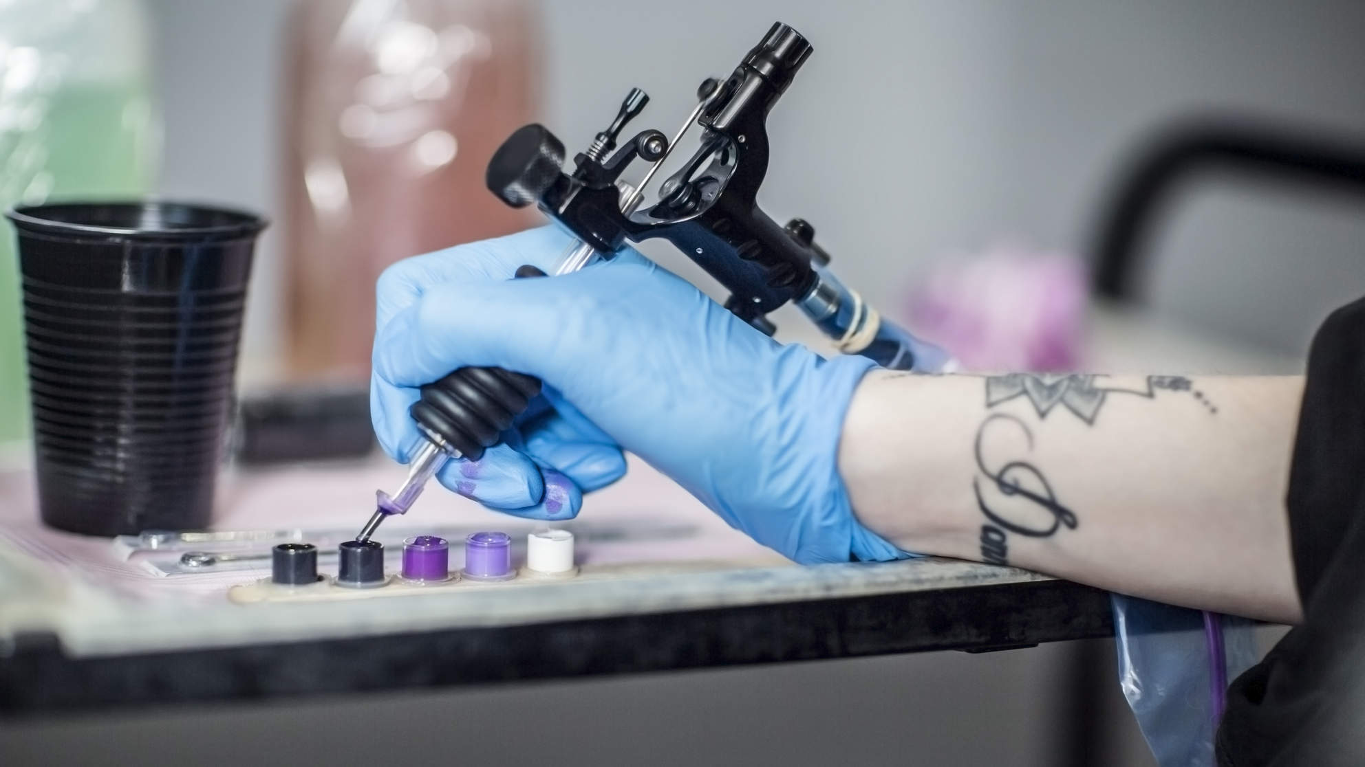 These are the best moisturizers for combination skin health for Single needle tattoo artists near me