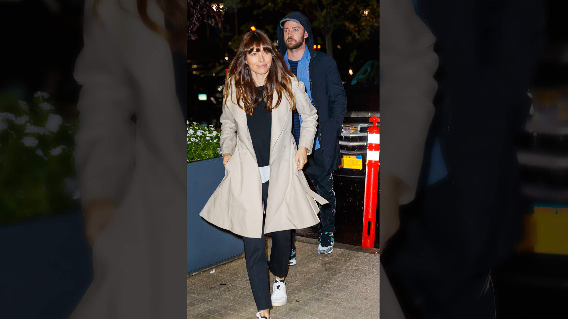 The Stylish Sneakers Jessica Biel Is Obsessed With Right Now
