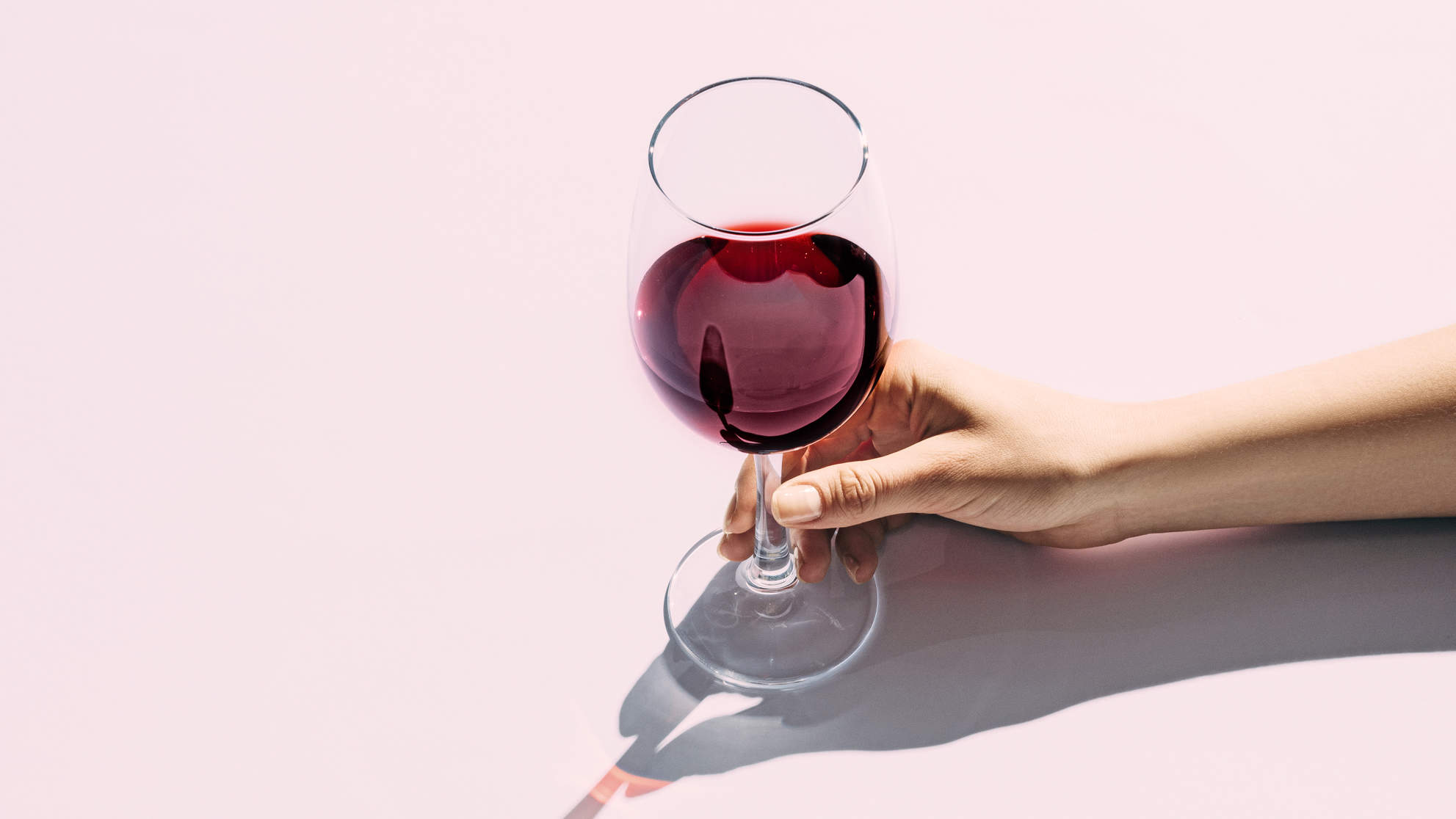 alcohol wine drinking woman health