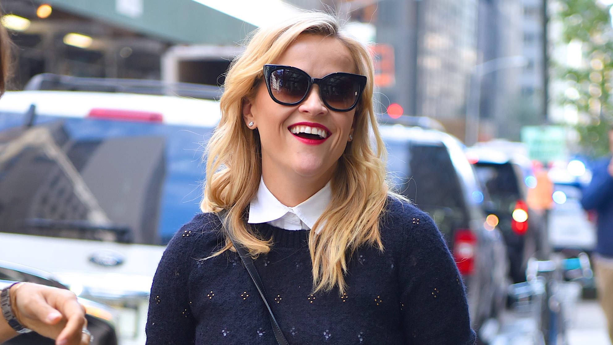 This Is the Perfect Red Lip Color, According to Reese Witherspoon's Makeup Artist