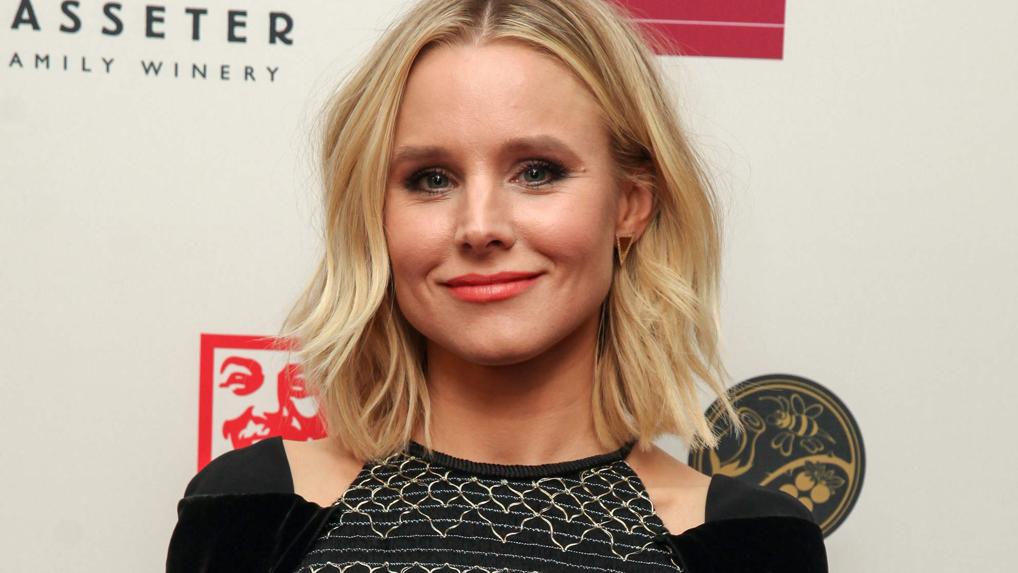 Kristen Bell during the Walt Disney Family Museum's Annual Fundraising Gala November 2017