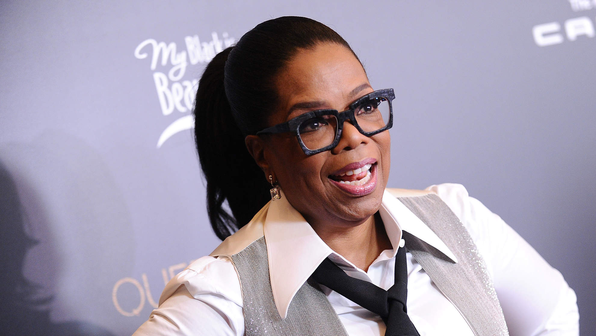 6 Times Oprah Inspired Us During Her Golden Globes Acceptance Speech