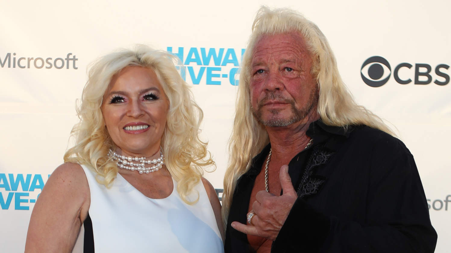 Dog the Bounty Hunter's Wife Beth Chapman On Her Throat Cancer: 'They Give Me 50/50 Chances'