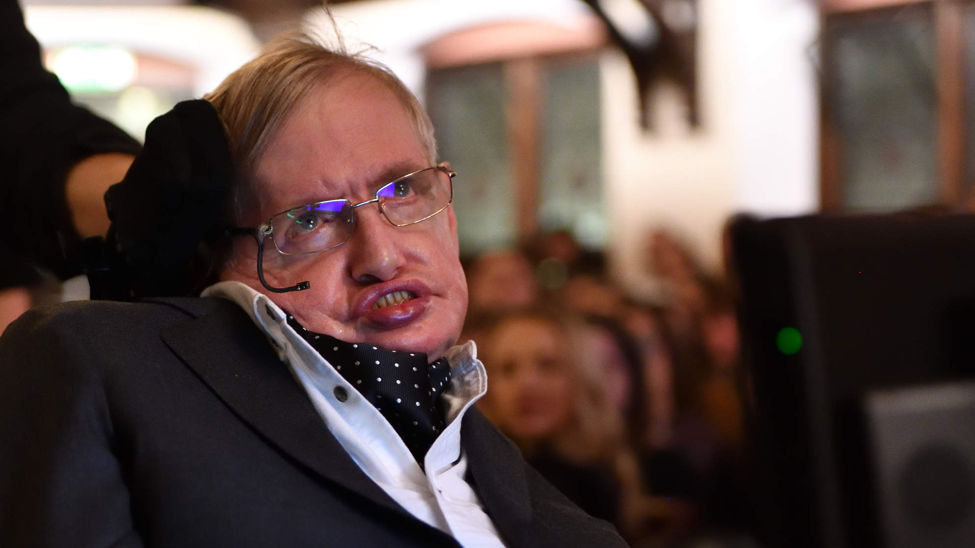 How Stephen Hawking Was Able to Live for So Long With ALS