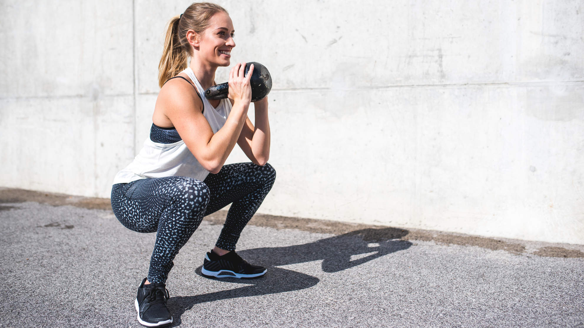 The Goblet Squat Is the Move You Need to Tone Your Core and Lift Your Butt