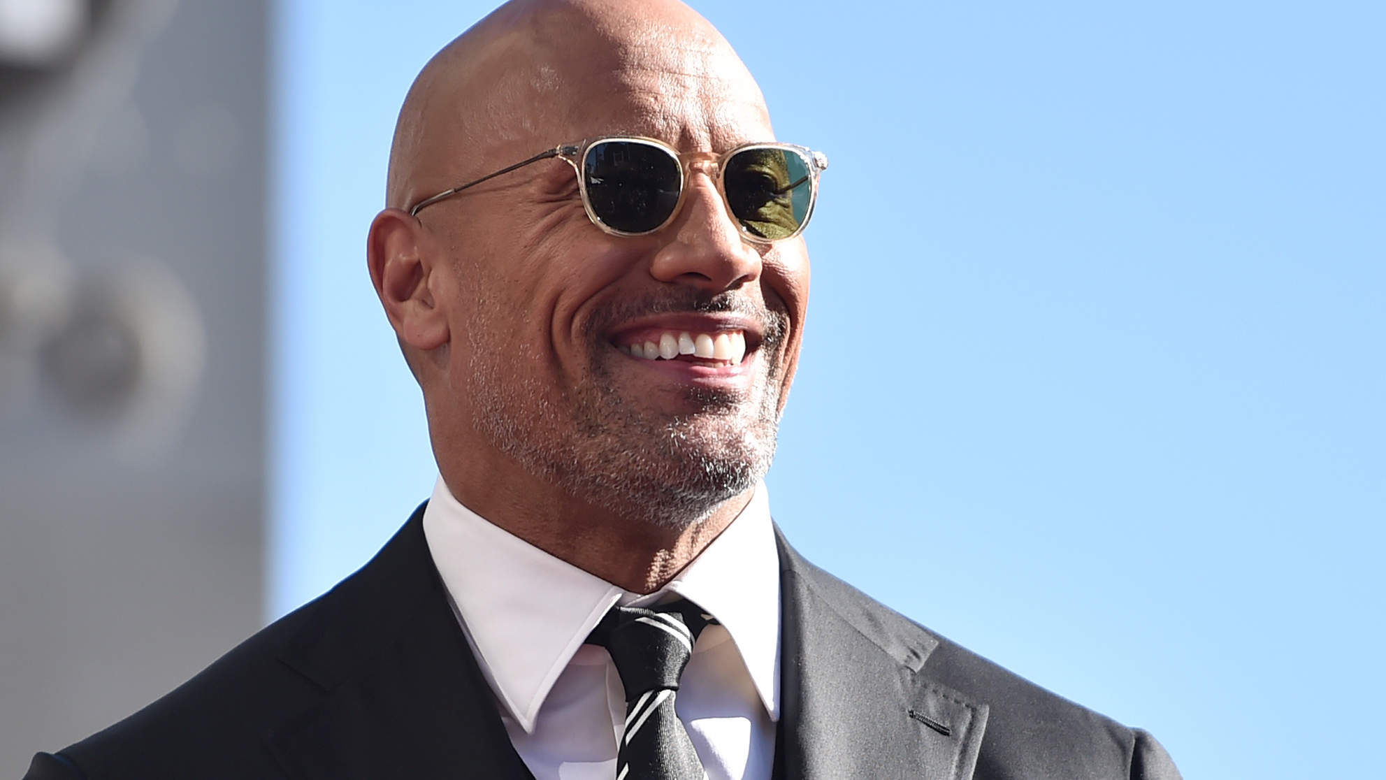 Dwayne 'The Rock' Johnson Teaches 2-Year-Old Daughter How to Say 'Girl Power' After Health Scare
