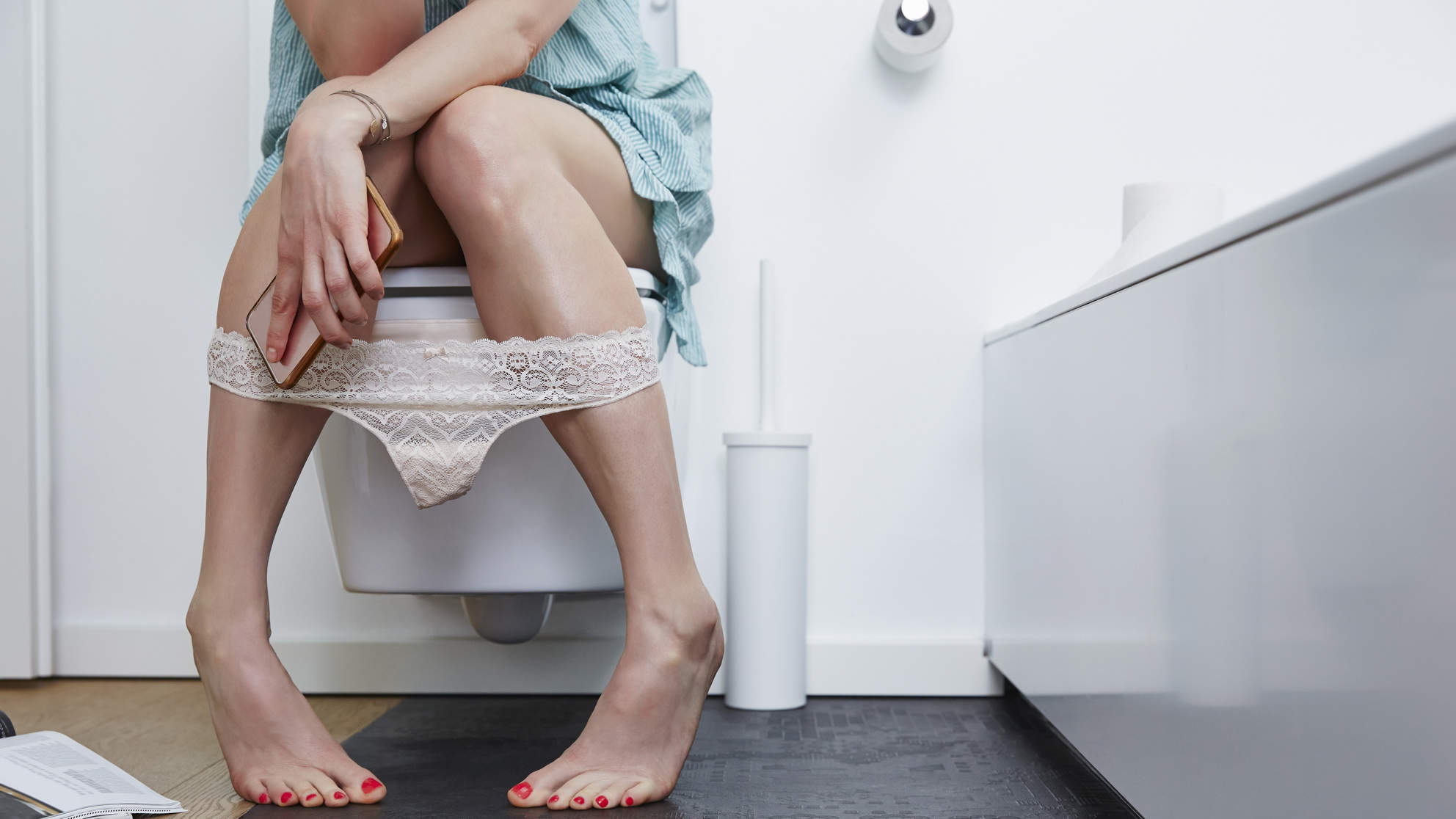 These 5 Bathroom Habits Could Be Making You Sick