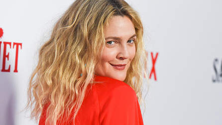 Drew Barrymore attends 'Santa Clarita Diet' Season 2 Premiere at ArcLight Hollywood on March 22, 2018 in Hollywood, California. (Photo by Presley Ann/Patrick McMullan via Getty Images)
