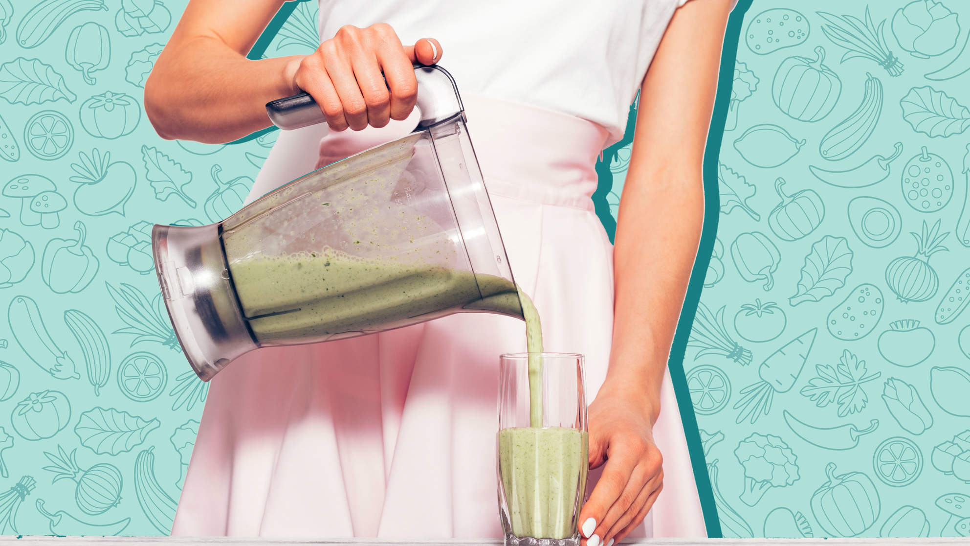 This $27 Blender Is my Holy-Grail Kitchen Gadget For Healthy Eating