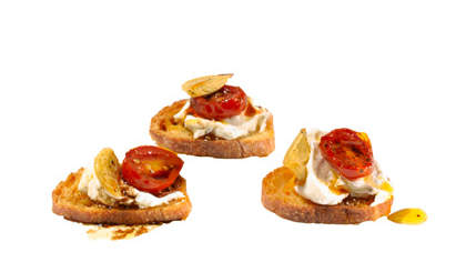 goat-cheese-tomato-crostini