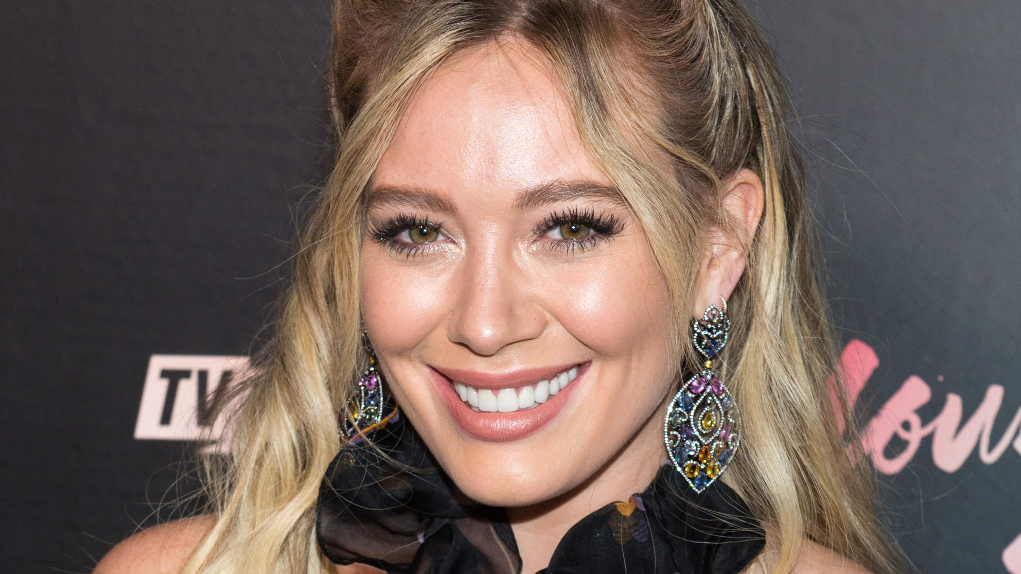 Hilary Duff Recreates Rachel McAdams' High-Fashion Breast Pump Shot