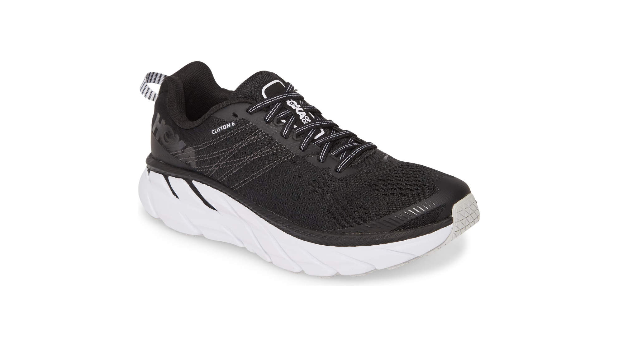 HOKA ONE ONE Clifton 6 Running Shoe