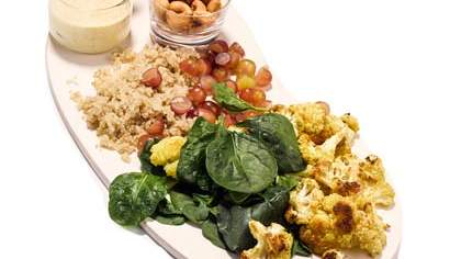 indian-cauliflower-quinoa-salad