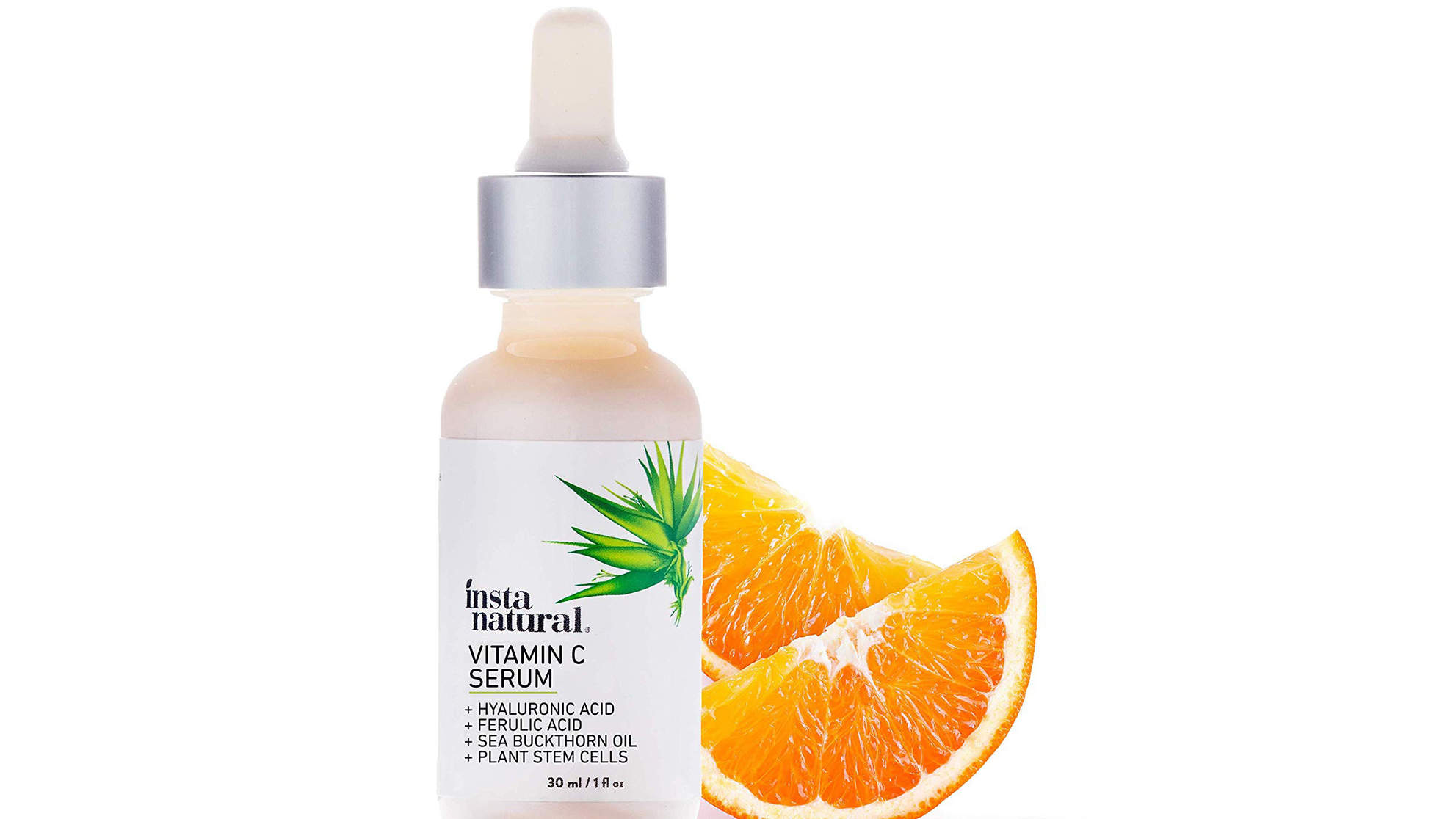 InstaNatural Vitamin C Serum with Hyaluronic Acid & Vit E