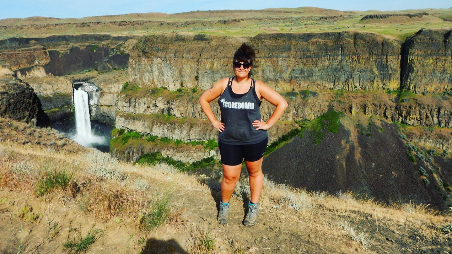 Why This 'Fat, Femme, Former Indoor Kid' Wants You to Go on a Hike