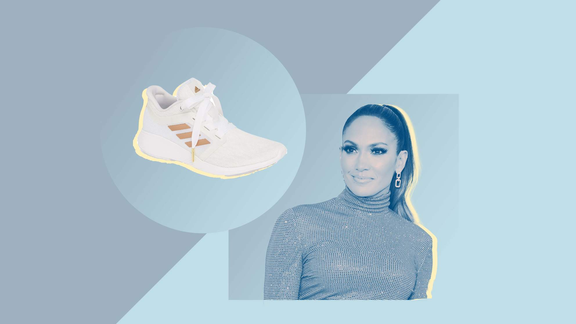 Jennifer Lopez Is Wearing the Hell Out of These Under-$100 Sneakers—and You Can Buy Them on Amazon
