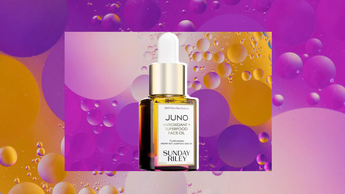 The Sunday Riley Juno Oil Drew Barrymore Swears By Is On Sale at Dermstore Right Now