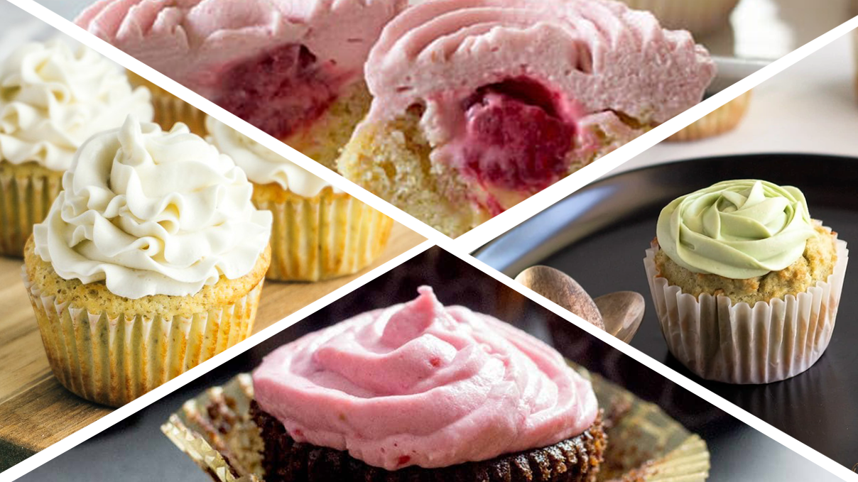 7 Keto Cupcakes That Will Satisfy Your Sweet Tooth