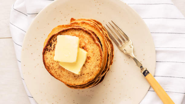 These Keto Pancakes Are the Perfect Low-Carb Brunch Food
